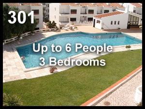 301 – 3 Bedrooms