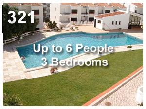 321 – 3 Bedrooms