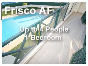 Frisco AF – 1 Bedroom